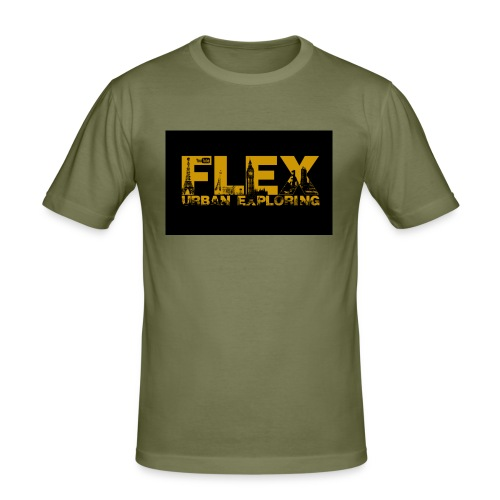 FlexUrban - Men's Slim Fit T-Shirt