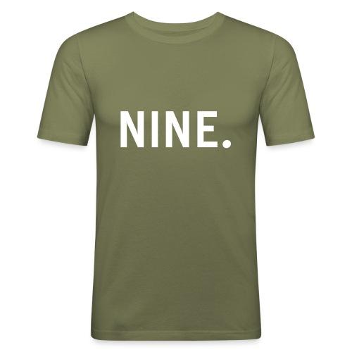 Nine Snapback - slim fit T-shirt