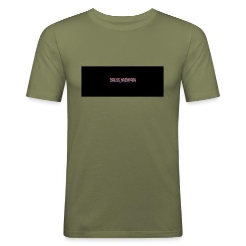 carlos - T-shirt près du corps Homme