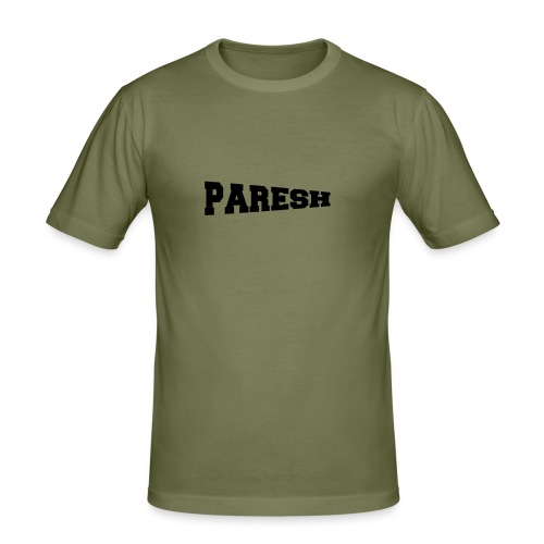 Paresh - Men's Slim Fit T-Shirt