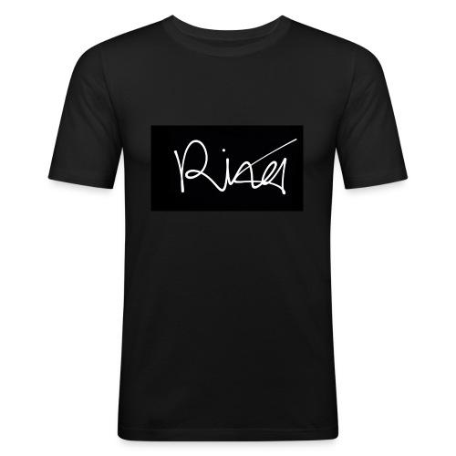 Autogramm - Männer Slim Fit T-Shirt