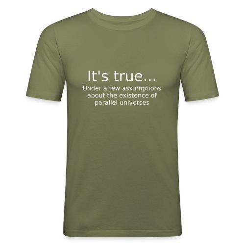 A few assumptions - Herre Slim Fit T-Shirt