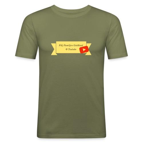 Adobe Post 20190226 095232 - Slim Fit T-shirt herr