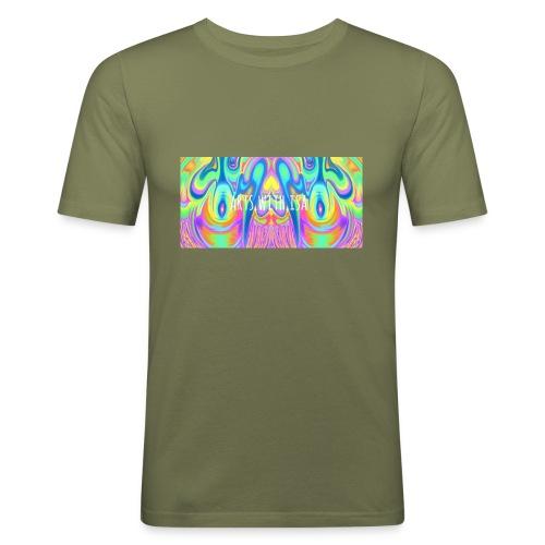 arts with isa - Männer Slim Fit T-Shirt