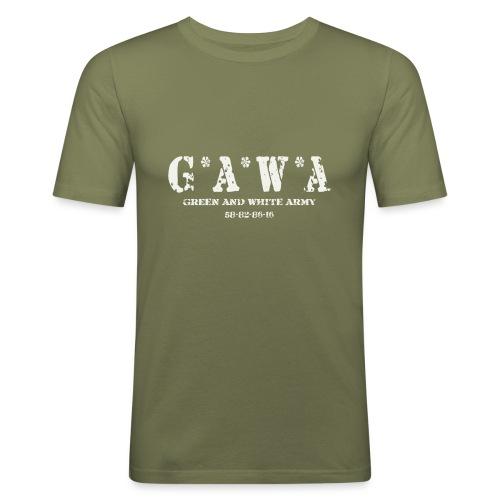 Northern Irelans GAWA bag - Men's Slim Fit T-Shirt