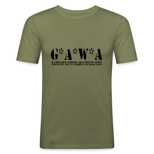 G*A*W*A - Men's Slim Fit T-Shirt