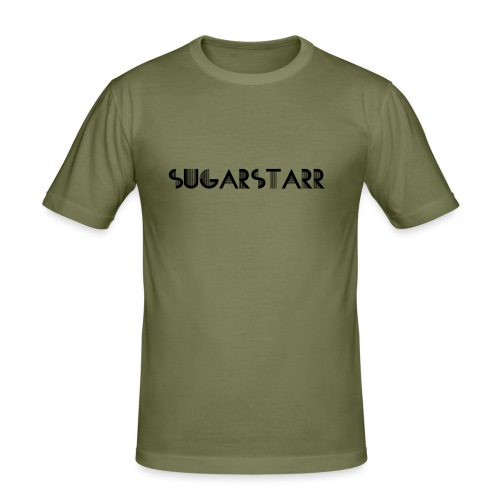 Sugarstarr - Männer Slim Fit T-Shirt