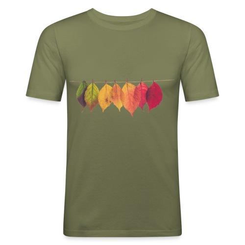Leafs - slim fit T-shirt