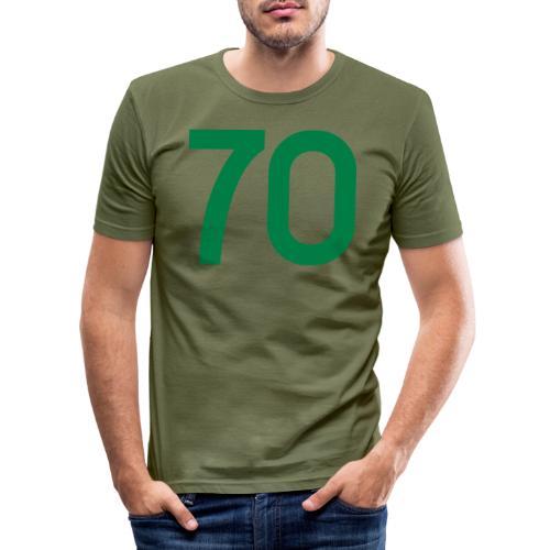 Football 70 - Men's Slim Fit T-Shirt