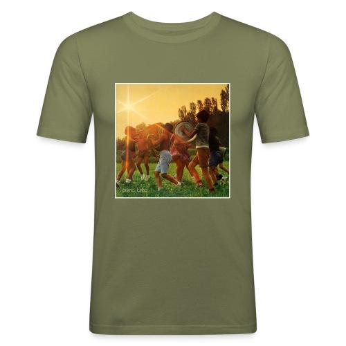 ANIMA LATINA - Maglietta aderente da uomo