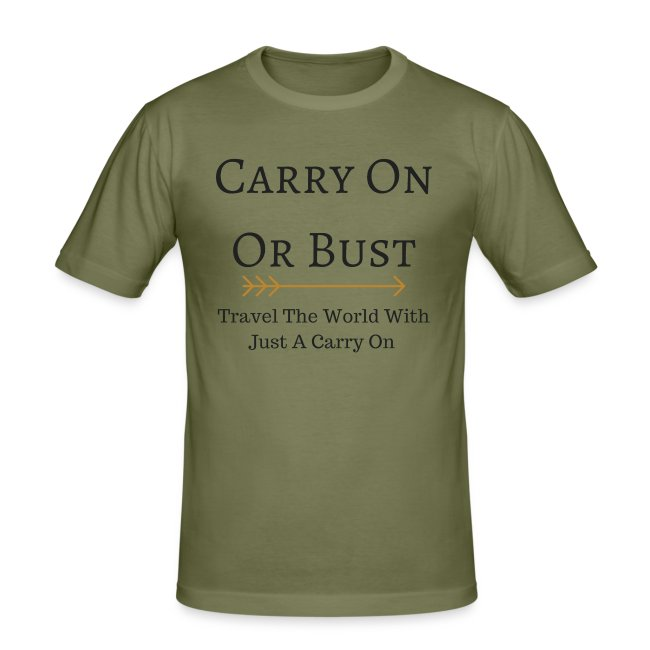Carry On Or Bust