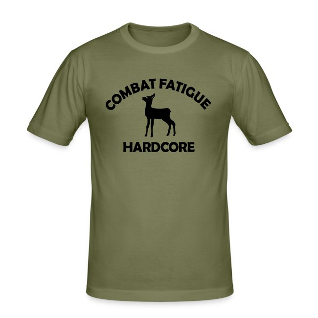 COMBAT FATIGUE HARDCORE