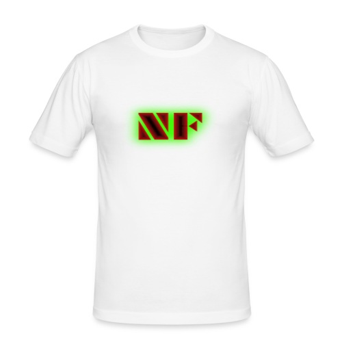 My Logo - Slim Fit T-skjorte for menn