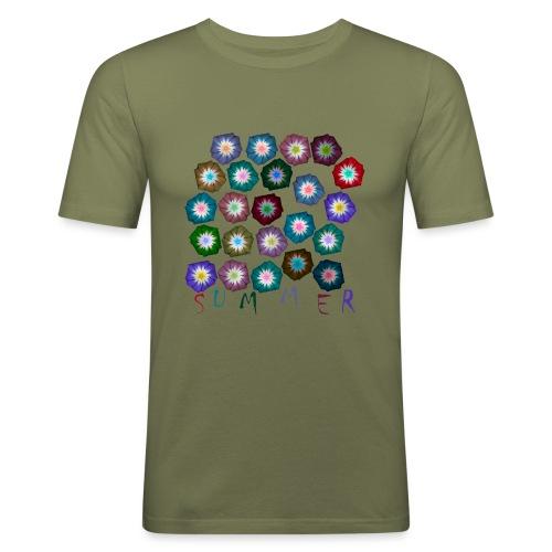 SUMMER 21.1 - Männer Slim Fit T-Shirt