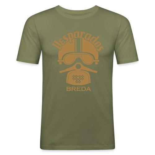 Vesparados breda - slim fit T-shirt