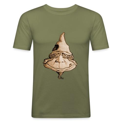 Gnome - T-shirt près du corps Homme