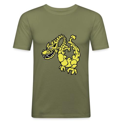 Drache 2 - Männer Slim Fit T-Shirt