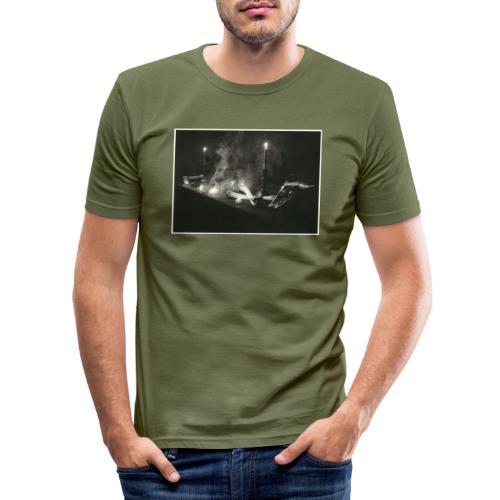SENA - Camiseta ajustada hombre