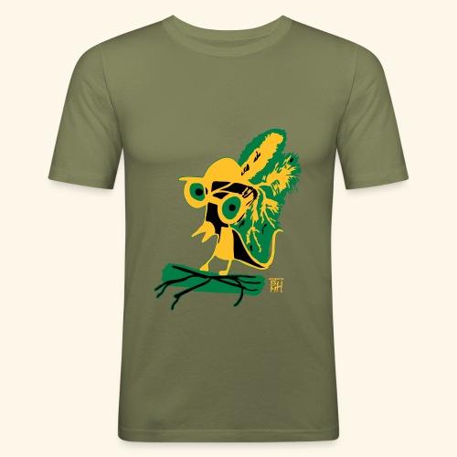 alpenvogel neu - Männer Slim Fit T-Shirt