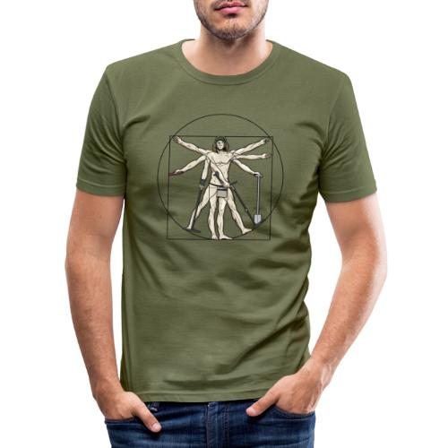Universal Detectorist - Camiseta ajustada hombre