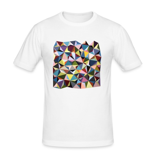 by Rikke Bjørn - Herre Slim Fit T-Shirt
