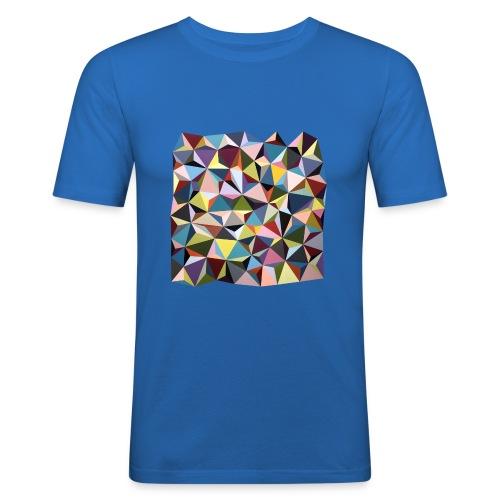 by Rikke Bjørn - Herre Slim Fit T-Shirt