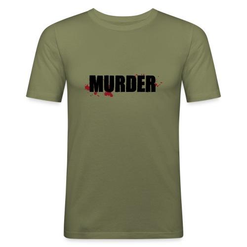 MURDER - T-shirt près du corps Homme