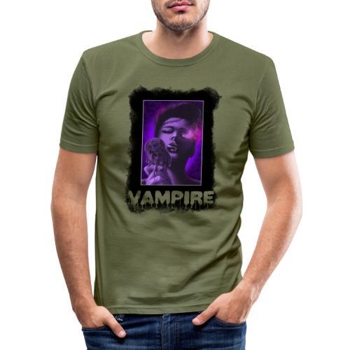Vampire - Männer Slim Fit T-Shirt