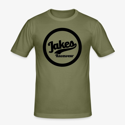 jakes Circle 2020 - Herre Slim Fit T-Shirt
