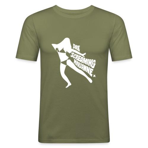 marianne - Men's Slim Fit T-Shirt