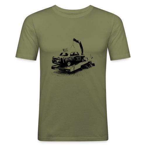 Mayhem! - Men's Slim Fit T-Shirt