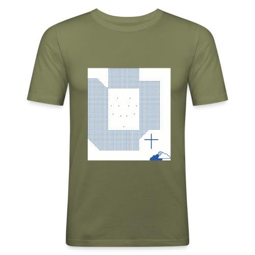 fortress - Men's Slim Fit T-Shirt