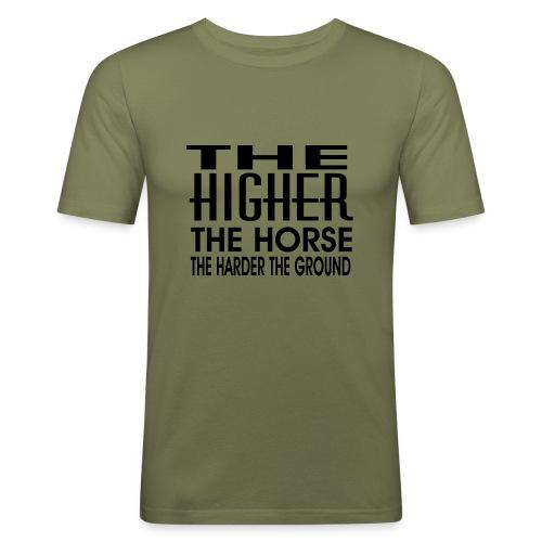hoch2 - Männer Slim Fit T-Shirt