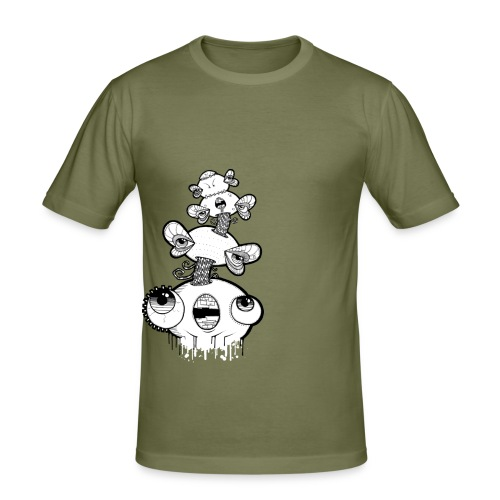 mydogjelly - Men's Slim Fit T-Shirt