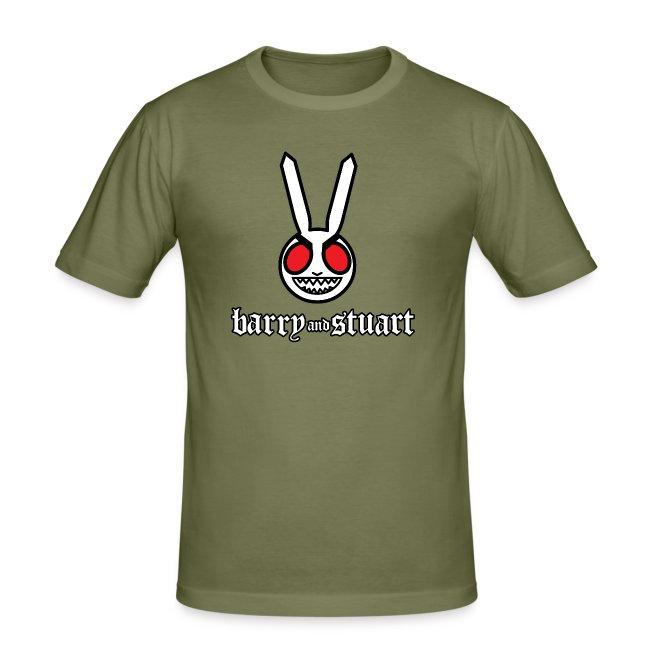 bunny and logo