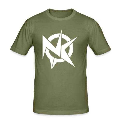 NK Clan - Camiseta ajustada hombre