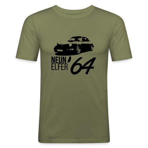 964 911 - Männer Slim Fit T-Shirt