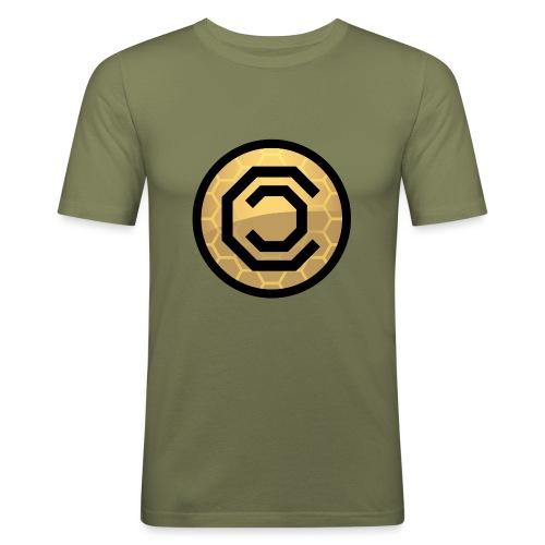 TTG Production - Mannen slim fit T-shirt