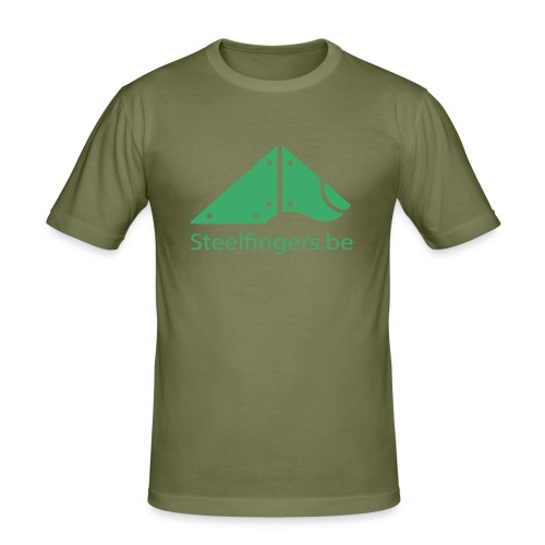 Steelfingers shirts - slim fit T-shirt