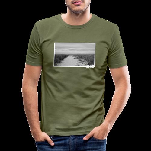 freisein - Männer Slim Fit T-Shirt