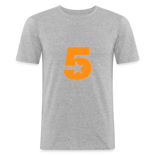No5 - Men's Slim Fit T-Shirt