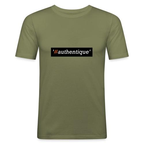 authentique - Men's Slim Fit T-Shirt