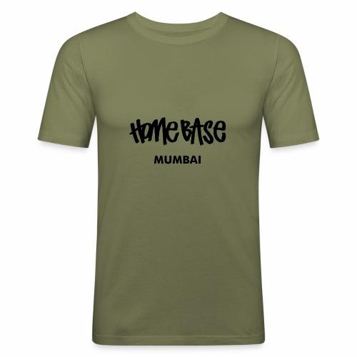Home City Mumbai - Männer Slim Fit T-Shirt