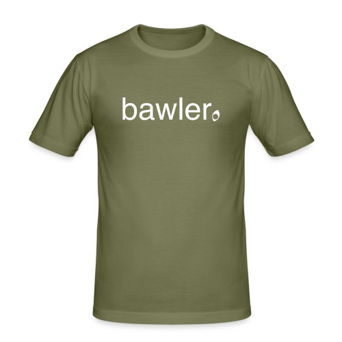 bawler - Männer Slim Fit T-Shirt