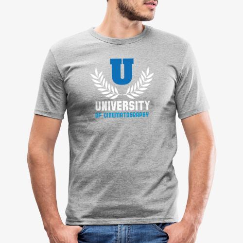University 5 - Camiseta ajustada hombre