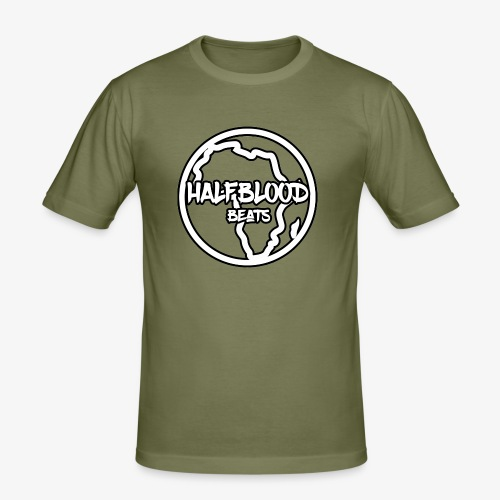 halfbloodAfrica - slim fit T-shirt