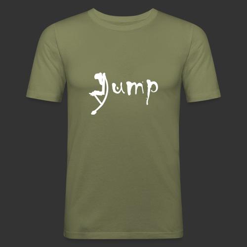 Jump - Männer Slim Fit T-Shirt