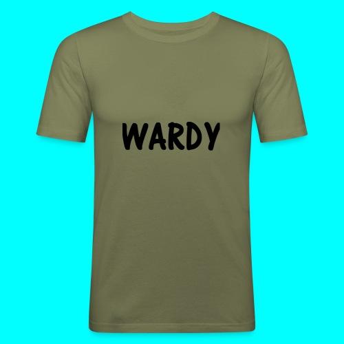 Wardy - Men's Slim Fit T-Shirt