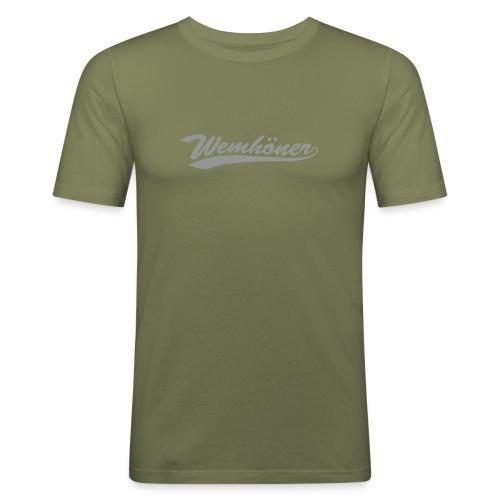wemhoner - Men's Slim Fit T-Shirt