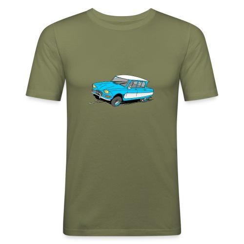 AMI 6 - T-shirt près du corps Homme